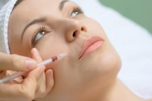 beauty treatment, botox injection
