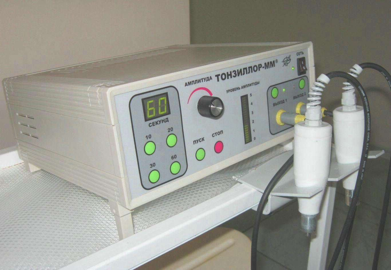 Аппараты при лечении простатита