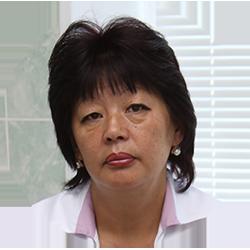 Ким ЛарисаВладимировна, врач акушер-гинеколог, маммолог