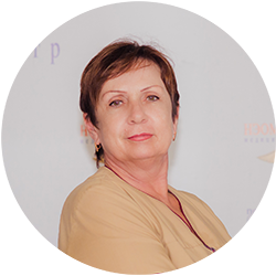 Нестерова Валентина Андреевна, врач-лаборант клинической лаборатории