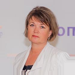 Вологдина Ирина Владимировна, врач ультразвуковой диагностики