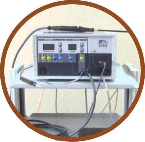Лечение шейки матки радиоволновым методом