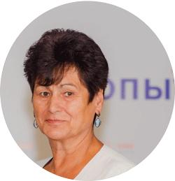Мартынюк Валентина Григорьевна ,медицинская сестра кабинета псиатра-нарколога