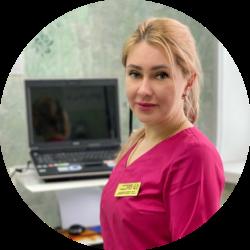 Бикташева Юлия Анатольевна,врач акушер-гинеколог,маммолог,гинеколог-эндокринолог