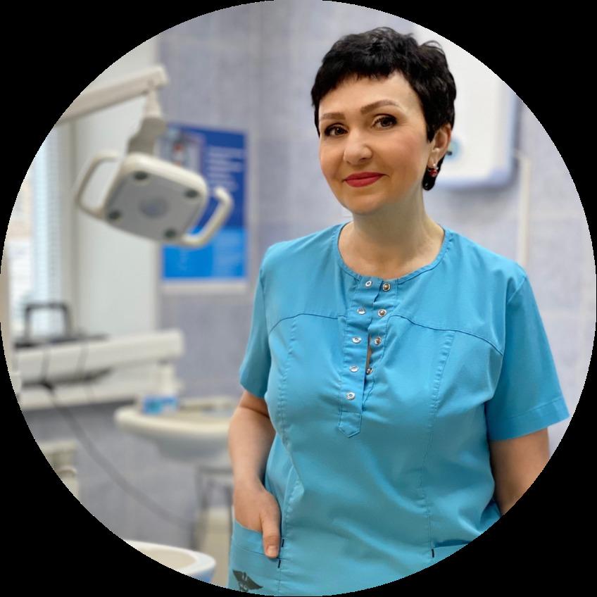 Лобанова Татьяна Васильевна зубной врач